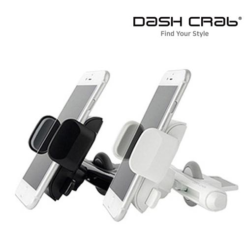 [대쉬크랩] 차량용 CD슬롯 스마트폰 거치대 룰렛 터치 이미지